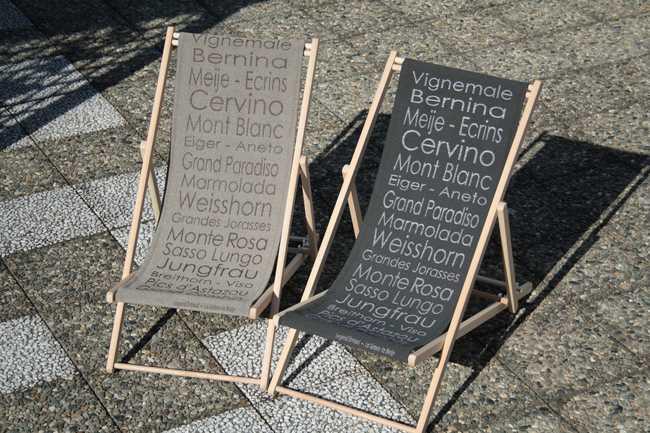 Etoffes et tissus de montagne for Fabriquer une chaise en bois